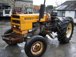 renault  tractor for sale